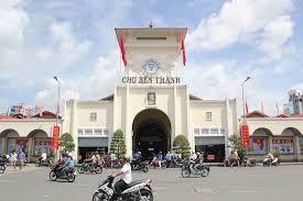 Ben thanh Ho Chi Minh City