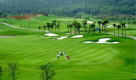 Taxi to Long thanh golf club