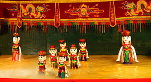 Water Puppet Shows Ho Chi Minh City